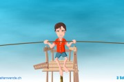 Tight Rope Icon